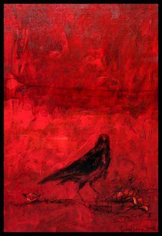 Crow by SonerGoksay