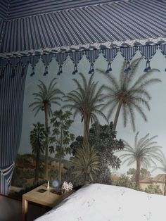 Iksel Decorative Arts wall mural and ceiling murals another view