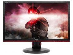 "Monitor Gamer AOC LED 24"" Full HD Widescreen - Hero G2460PF"