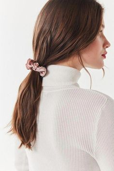Days Of The Week Scrunchie Set - mel♡dy - Scrunchies Prom Hairstyles, Trending Hairstyles, Straight Hairstyles, Braided Hairstyles, Hairstyle Ideas, Cute Ponytail Hairstyles, Daily Hairstyles, Updo Hairstyle, Up Dos