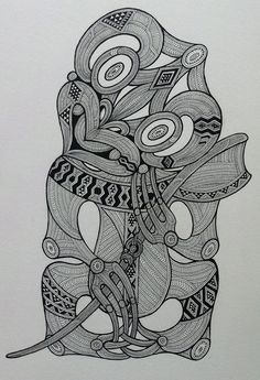 toihoukura art - Google Search Maori Designs, Maori Symbols, Maori Patterns, New Zealand Art, Jr Art, Maori Art, Kiwiana, Art Brut, Artist Art