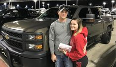 Cody and Leah, we appreciate your business!  Wishing you many miles of smiles from all of us here at Orr Chevrolet and Orr Chevrolet.