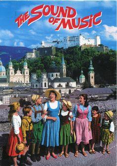 The Sound of Music ~   Salzberg, Austria
