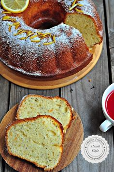 Visit the post for more. Greek Cooking, Cooking Time, Sweet Recipes, Cake Recipes, Pasta Cake, Gateaux Cake, Turkish Recipes, Sweet Cakes, Yummy Cakes