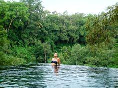 Bali infinity pool Maya Ubud