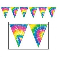 60s Party Decorations- I can totally make this with my cricut