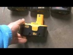 How to restore makita batteries recondition lipo battery,reconditioned batteries geelong cars complete auto reconditioning services,repair dewalt xrp battery reconditioned dewalt batteries. Cordless Drill Batteries, Cordless Tools, Learn Woodworking, Woodworking Courses, Woodworking School, Woodworking Ideas, Lead Acid Battery, Homemade Skin Care, Usb Flash Drive