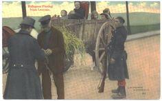 Vintage Military Postcard World War 1 Post Card by vintagebarrel