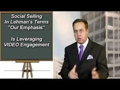 Social Selling TV Video Series Doug Lehman Introduction to Social Video Sales