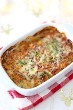 Zoete aardappel gratin Sweet Potato Recipes, Veggie Recipes, Healthy Recipes, Easy Cooking, Cooking Recipes, Bowls, Diner Recipes, Good Food, Yummy Food