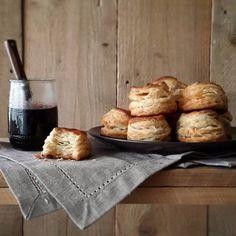 Tereyağlı Tuzlu Bisküvi | Mutfak Sırları…