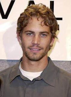Paul Walker has to be cast as Christian Grey!