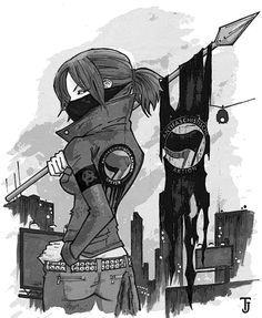 Anarchist Girl