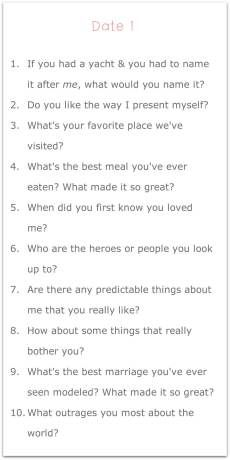 50 Simple But Meaningful Questions For Couples That