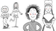 At smallfolkrun we love Tracey Beaker. Actually we love Jacqueline Wilson illustrator Nick Sharratt too. Antique Books, Vintage Books, Tracy Beaker, Jacqueline Wilson, Robert Mcginnis, Transformers Art, Penguin Books, Book Cover Art, Geek Art