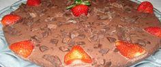 Copie a Receita de Torta mousse de Chocolate - Receitas Supreme