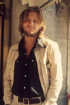 Jeff Bridges from Rolling Stone 1977