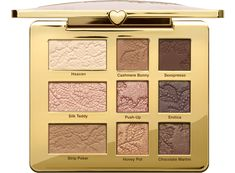 Natural Makeup Looks: It Just Comes Naturally Collection - Too Faced