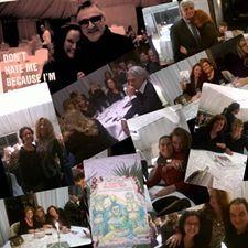 """La Splendida Serata di Venerdì Scorso (""""La Cucina Tamarra è la Migliore al Mondo"""" - 25/11/2016) a Villa Signorini con Alan De Luca e la Signora Nunzia Mai!!!  VILLA SIGNORINI: LA RAFFINATA ARTE DEL RICEVERE"""