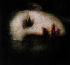 alvaro jesus cisneros parasi In honor to Maya Kulenovic L'art Du Portrait, Portraits, Portrait Paintings, Maya, Horror Art, Illustrations, Figurative Art, Dark Art, Contemporary Artists