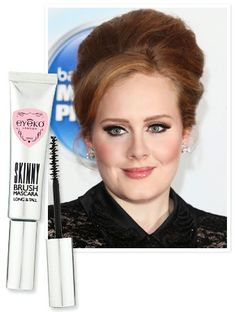 Adele's+Favorite+Mascara:+Now+Available+at+Sephora!+from+InStyle.com