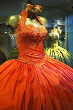 Mexican Party dress, I love it! Orange You Glad, Orange Is The New, Green And Orange, Orange Color, Yellow, Cute Fashion, Fashion Outfits, Casual Outfits, Mexican Themed Weddings