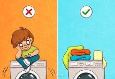 37 Errores que reducen la vida útil de los electrodomésticos d05622824ecfe
