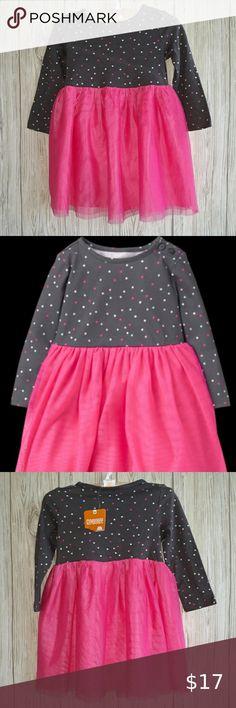 NWT Gymboree Girls Polar Pink Red White Dot Hoodie XS M S 7-8 5-6 4