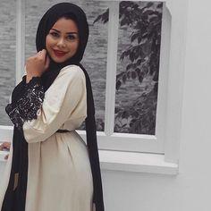 fashion and hijab by Ouafae   We Heart It