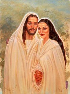 Master Jesus and Mary.....