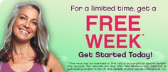Free one week pass to Curves