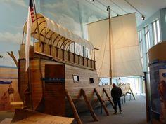 Lewis and Clark Interpretive Center - National Trail Site #1 on the Lewis and Clark Trail