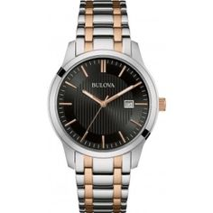 The ▸★▸ Bulova 98B264 Dress Men's Quartz Watch Review ◂★◂ is something to take note of for future reference.