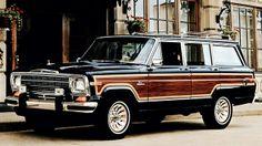 History of the Jeep Wagoneer - Gear Patrol Jeep Wagoneer, Jeep Rubicon, Jeep Wrangler, Vintage Jeep, Vintage Trucks, Jeep Suv, Jeep Patriot, Luxury Suv, Car Wheels