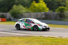 Honda Civic WTCC Nürburgring - AWR Magazin