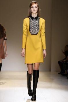Gucci Ready To Wear Fall Winter 2014 Milan - NOWFASHION
