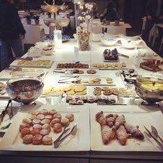 Breakfast at Milton Best Western Hotel. Photo by peitingtan