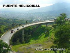 Puente Helicoidal, Pereira Colombia