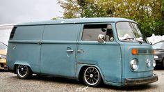 late bay panelvan