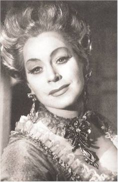 Elisabeth Söderström as Condesa Almaviva in Le nozze di Figaro