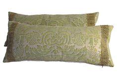 Fortuny Pillows,   Pair on OneKingsLane.com