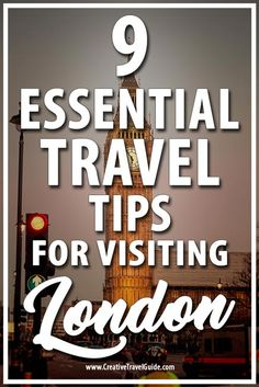 London is a bustling, never ending city that can excite, engage and wow you at every, and any, given moment. So, for those wanting to visit London here are the essential travel tips you need.