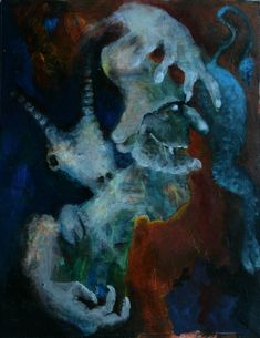 Halloween, Painting, Art, Witches, Abstract, Art Background, Painting Art, Paintings, Kunst