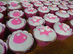 Cupcakes da Maísa! Lembrança do Chá de Fralda!