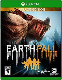 GAMING #VIDEOGAMES #Earthfall #XBOXONE #PREORDER Deluxe