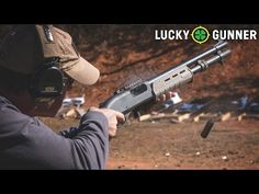 How to Reload a Defensive Shotgun - YouTube