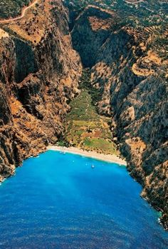Butterfly Valley -- Faralya Turkey