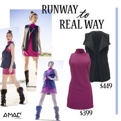 #Runway to #real #way... de la #pasarela a la #vidareal