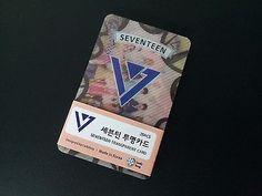 [ SEVENTEEN ] Seventeen Photo Transparent Card  25pcs K-POP Kpop Idol Star Coods