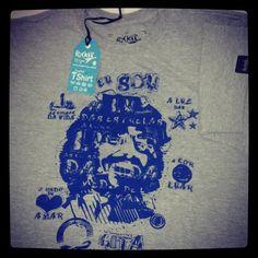 Eu sou, Eu fui, Eu vou!!! Raul Seixas Rocker T-Shirts para eles e para elas #rocker #userocker #modarocker #rocknroll #raulseixas #rockbrasil #rocknacional @usemodarocker a venda em www.modarocker.com.br